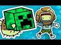 O PEIXE CREEPER !! - (Scribblenauts Unlimited #3)