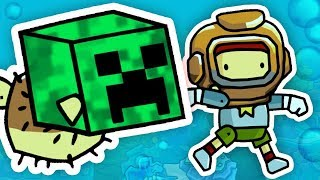 O PEIXE CREEPER !! - (Scribblenauts Unlimited #3)