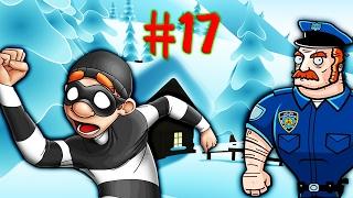 ВОРИШКА БОБ [17] Игровой мультик про грабителя Приключения воришки Боба Мультик игра Robbery Bob