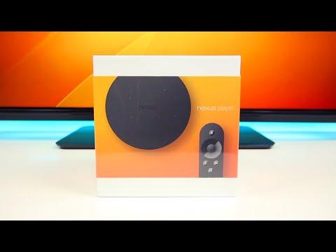 Google Nexus Player unboxing & first look