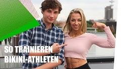 Reyst trifft Bikini-Athletin Marie Steffen | follow me.reports