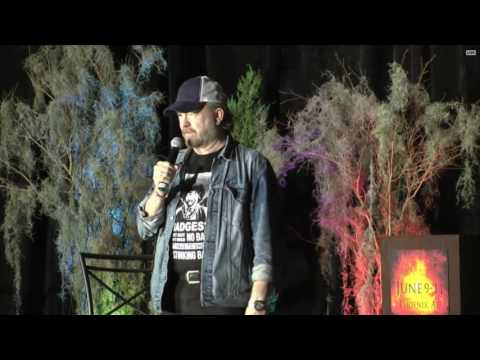 Jim Beaver Panel PhxCon 2017 Stageit recording