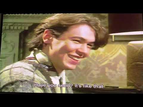 Ivo Pogorelich, Alice Kezeradze, 1983 Documentary Master Class, Maurice Ravel ,Gaspard De La Nuit