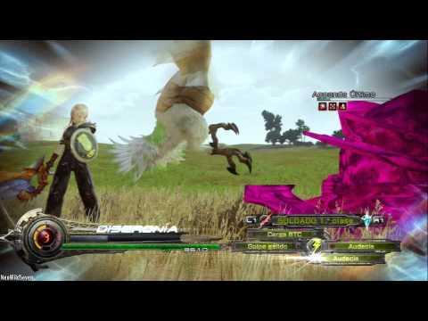 Lightning Returns: FFXIII SUPER SWORD - Behemoth 5★ - Appanda FULL HD Muscle Chopper