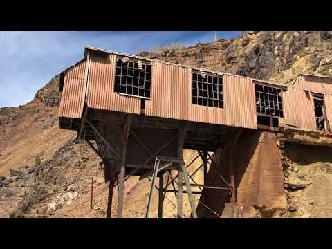 Exploring The Abandoned Belden Mining District, Gilman Colorado Part 1 Of 2 - 3/2018