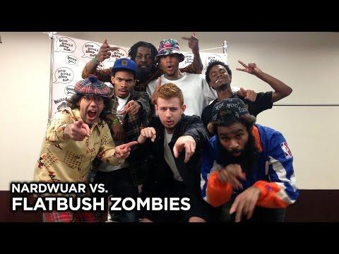 Nardwuar vs. Flatbush Zombies