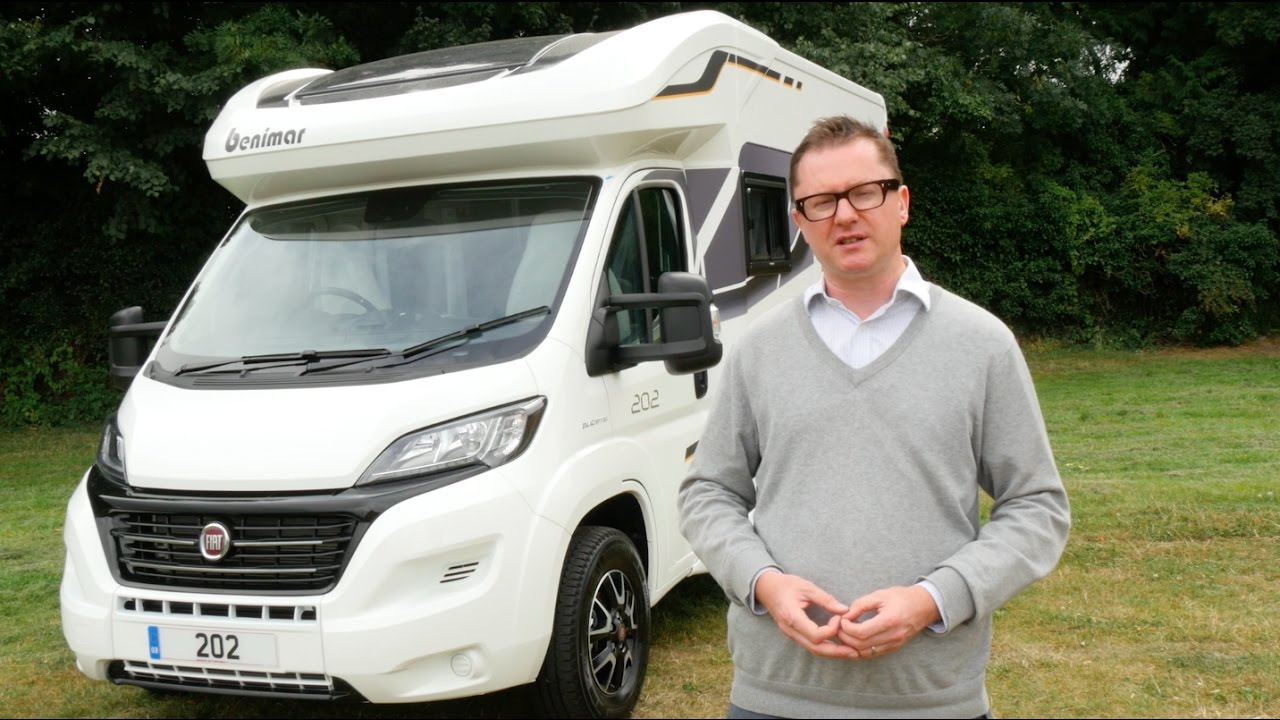 064260f9a84d94 The Practical Motorhome 2017 Benimar Mileo 202 review - YouTube
