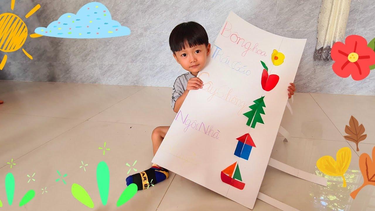 Học và chơi cùng Tin ❤ Đồ chơi trẻ em Tin Siêu Còi ❤