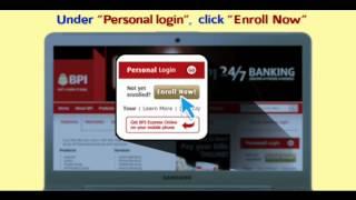 bpi express online enrollment