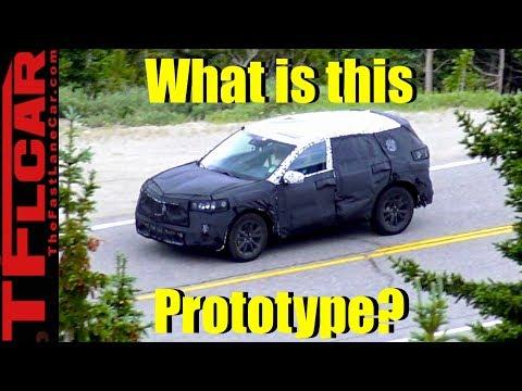Please Help Us Identify This Prototype
