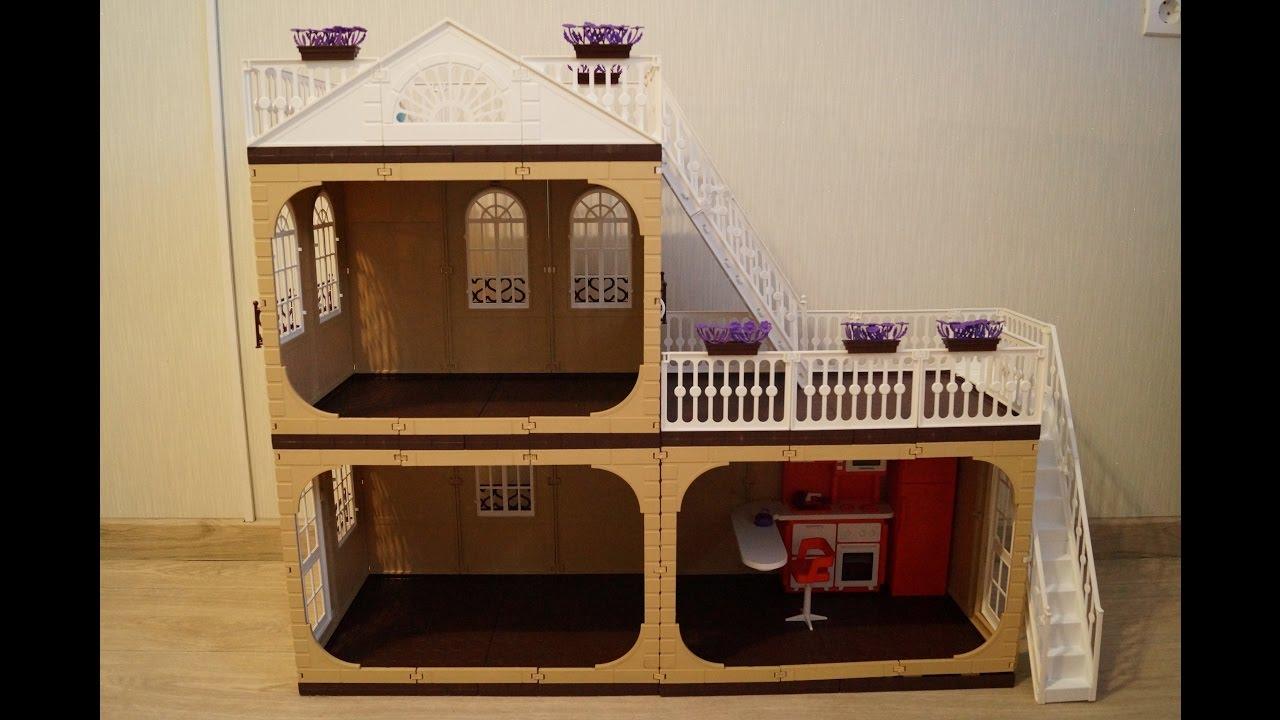 Дома и мебель в интернет магазине детский мир по выгодным ценам. Большой выбор кукольных домов и мебели, акции, скидки.
