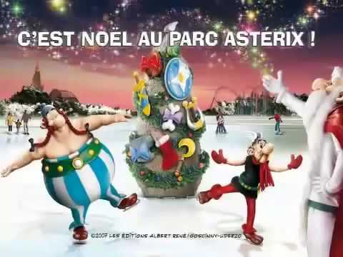 noel 2018 parc asterix NOEL au PARC ASTERIX pour les Comités dentreprise   YouTube noel 2018 parc asterix