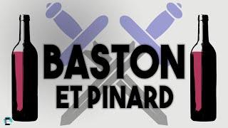 BASTON et PINARD ! - Le château de Selles sur Cher