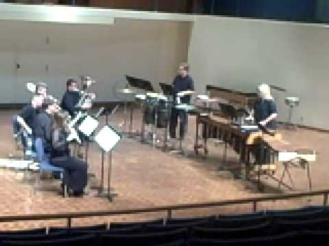Tim Jansa: Septet for Winds and Percussion (2008) - 1st Movement