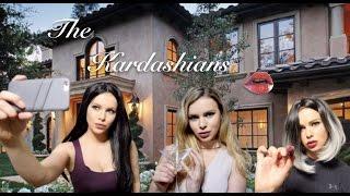 ASMR   The Kardashians Role Play ~ Kim, Khloe and Kylie Jenner