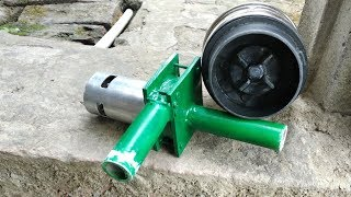 How to make Powerful Water Pump 12V With 775 Motar
