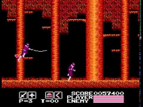TAS Kamen no Ninja Akakage NES in 8:04 by mtvf1