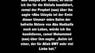 Debatte zwischen AhluSunnah und Rafidha Teil 11