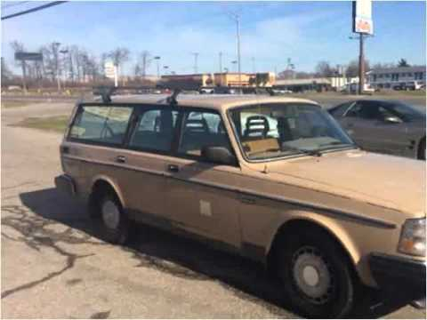 1986 Volvo 240 Wagon Used Cars Ft Wayne In
