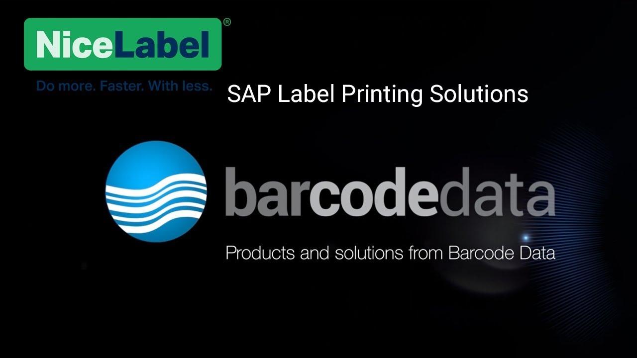 NiceLabels SAP Label Printing Solutions
