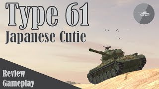 WoT Blitz -- Type 61 [Review and Ace! Gameplay]