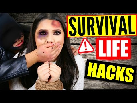 Thumbnail: Emergency Life Hacks That Can Save Your Life One Day!