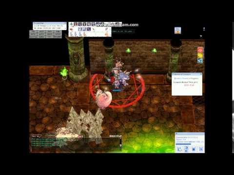 Trapper Ranger vs Maya and Phreeoni - Endless Tower - iRO