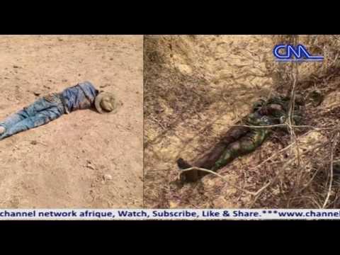 Nigerian Military Neutralise 89 Bandits In Zamfara