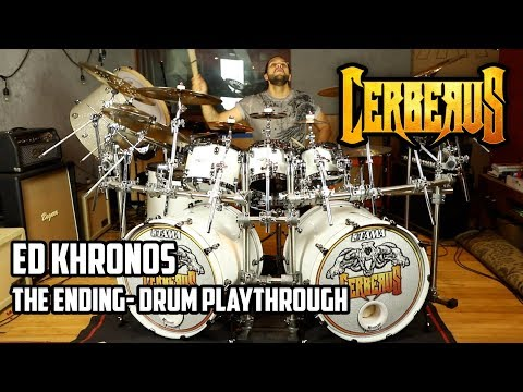 ROADKILL - Cerberus- Drum Cam.