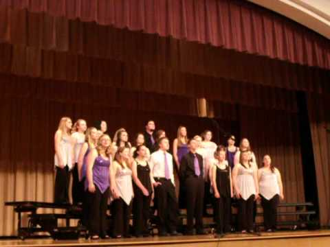 ACHS Chorus - Listen To The Music