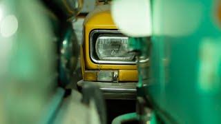 Ретро гараж в Москве | Коллекция автомобилей СССР | Москвичизм