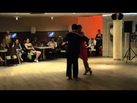 Damian Thompson and Oliwia Otto, Sopot Poland - 1