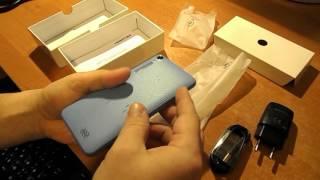 Смартфон Doogee Homtom HT16 - В подарок любимой тёще