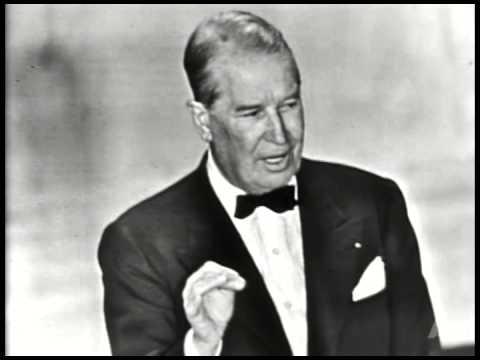 """All The Way"" Wins Original Song: 1958 Oscars"