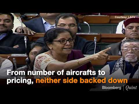 #RafaleDebate: Rahul Gandhi Vs Nirmala Sitharaman #BQ