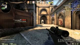 Lenovo Ideapad Z500 Counter Strike Global Offensive gameplay