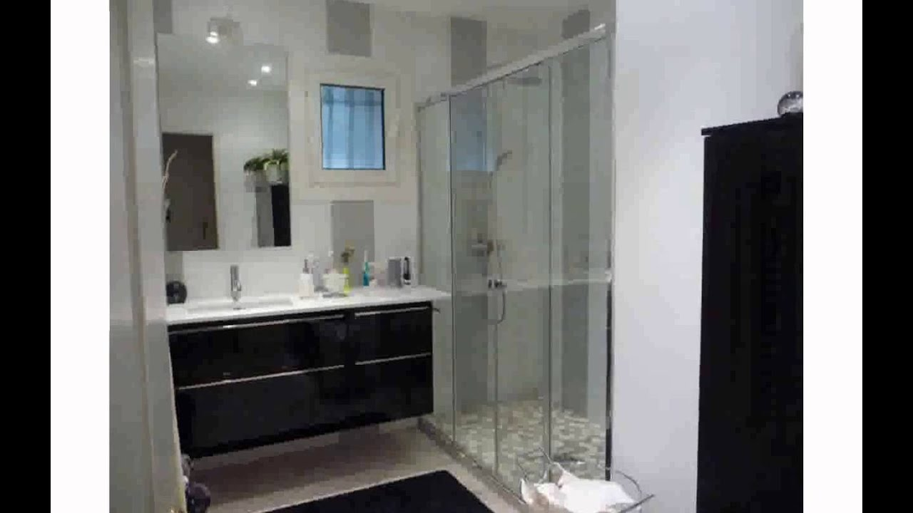 Id es am nagement salle de bains youtube for Amenagement sdb 5m2