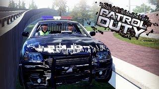 Police Simulator: Patrol Duty # 1 - Die Stadt muss sicher werden