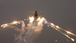 RUSSIA VS ISIS: Russia helicopters attack Syria 5