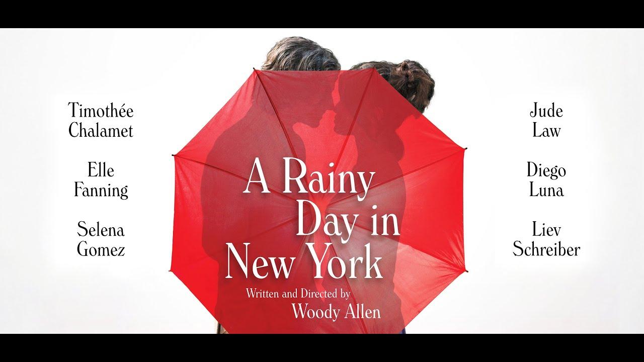 A RAINY DAY IN NEW YORK | vanaf 29 augustus in de bioscoop
