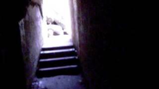 inside Hitler's bunker, Wolf's Lair, Ketrzyn, Poland