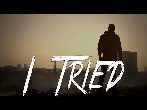 I TRIED - Very Sad Storytelling Rap Instrumental | Music To Write Deep Lyrics