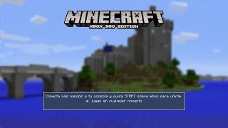 Vídeo Minecraft: Xbox 360 Edition XBLA