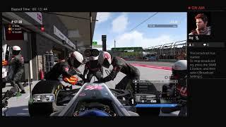 F1 2017 Season 2 US GP Race