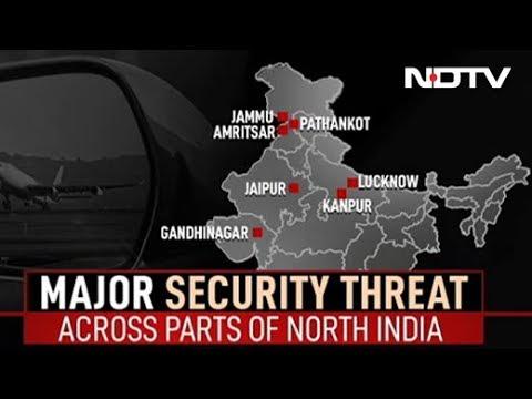 Intel Warns PM, Amit Shah Targets In Terror Plan; Air Bases On Alert