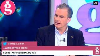 Ortega Smith: 'Vox va a ser una garantía que preocupa mucho a la izquierda'