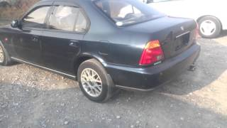 Видео-тест автомобиля Honda Rafaga (CE4-1027405)