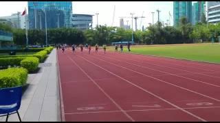 100米田徑(聖公會聖十架小學)