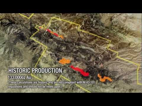 Timberline Resources 3D Video Property Tour