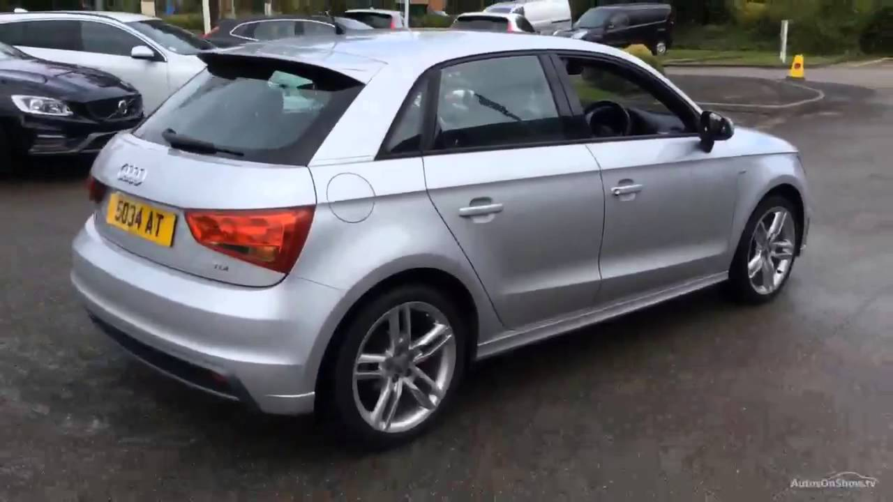 2013 audi a1 sportback tdi s line youtube. Black Bedroom Furniture Sets. Home Design Ideas